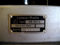 VE301 B2 Lorenz