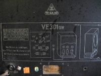 VE301 GW Tekade