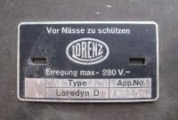 VE301 W Nora Umbau