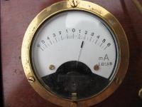 Wohlmuth Galvanischer Schwachstrom Apparat für Heilzwecke