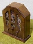 Retro Radio aus Holz