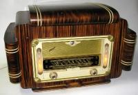 Radio JD Modell Azur 550